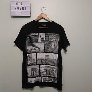 3/25$ Urbanrags mens graphic shirt